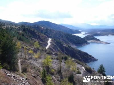 Senda Genaro - GR300 - Embalse de El Atazar - Patones de Abajo _ El Atazar; senderos albacete